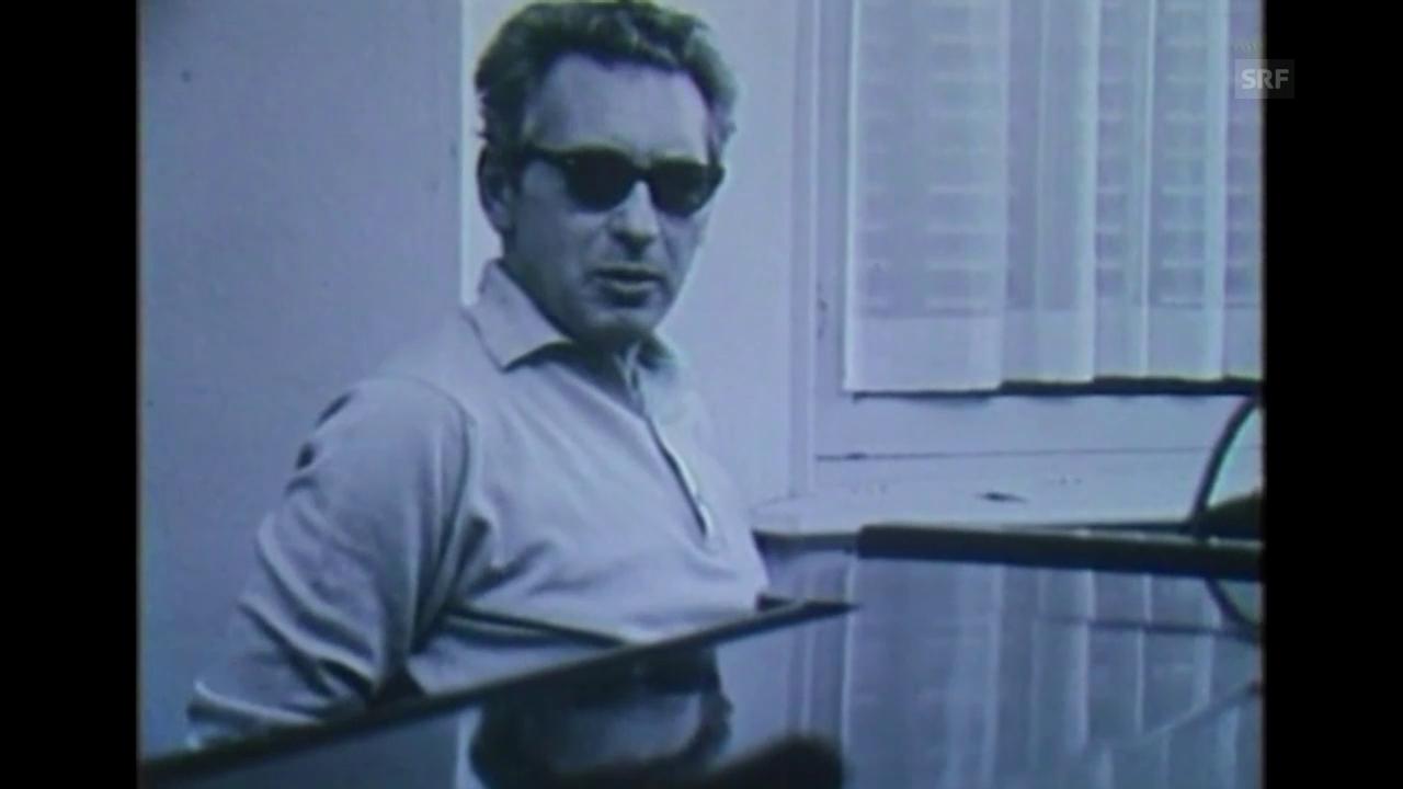 Dok-Film von 1979 über Géza Anda
