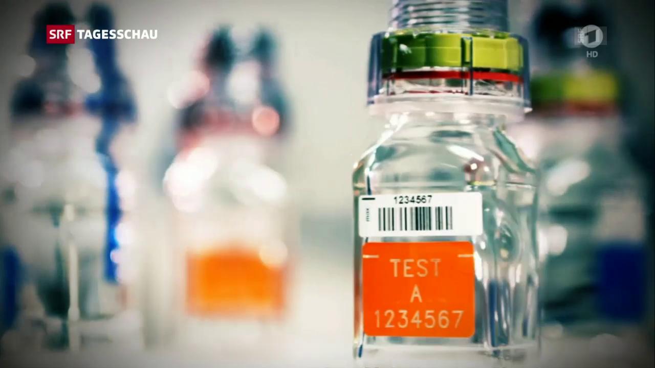 Das IOC hat ein Flaschen-Problem