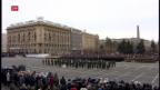 Video «Russland erinnert an das Ende der Schlacht» abspielen