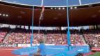 Video «Leichtathletik-EM: Lavillenie meistert 5,90 m» abspielen