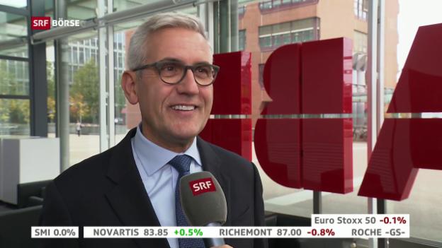 Video «SRF Börse vom 25.09.2017» abspielen