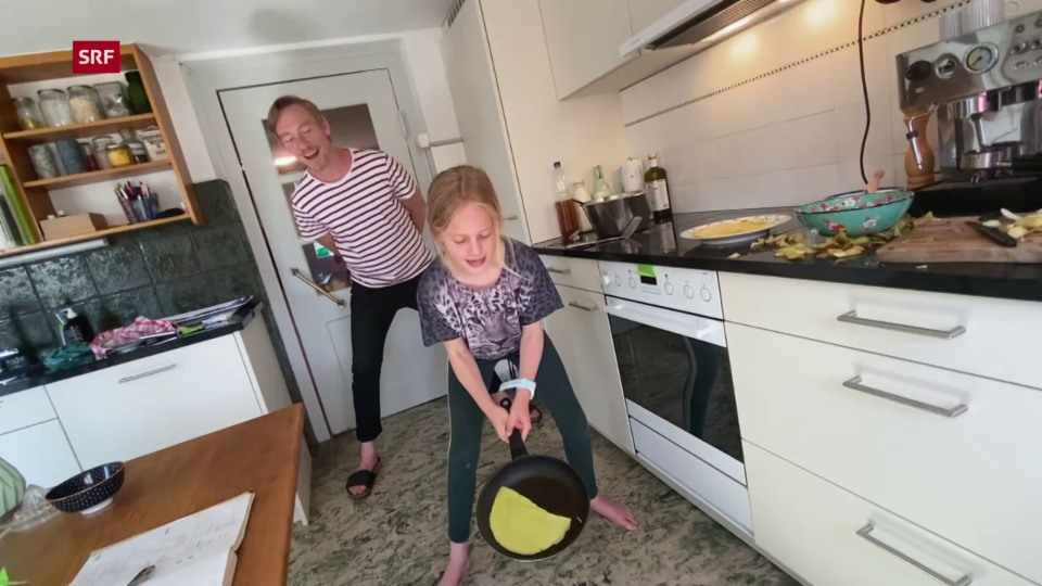 «Jetzt koche ich!» - Omeletten