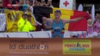 Video «Duathlon Powerman-WM in Zofingen» abspielen