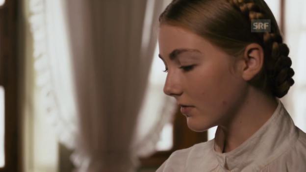 Video «Emilie Kempin-Spyri starb mit 48 Jahren in einer Irrenanstalt.» abspielen