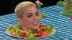 Video «Geschmacklos? Katy Perry erschreckt Museumsbesucher» abspielen