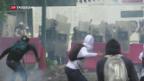 Video «Studentenproteste in Venezuela» abspielen
