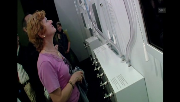 Video «Expo in Saragossa (Sendung vom 14.06.2008)» abspielen