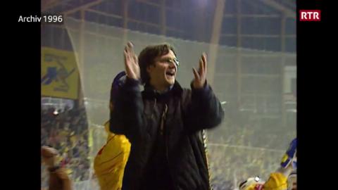 Arno Del Curto – ses emprim onn a la banda dal HCD