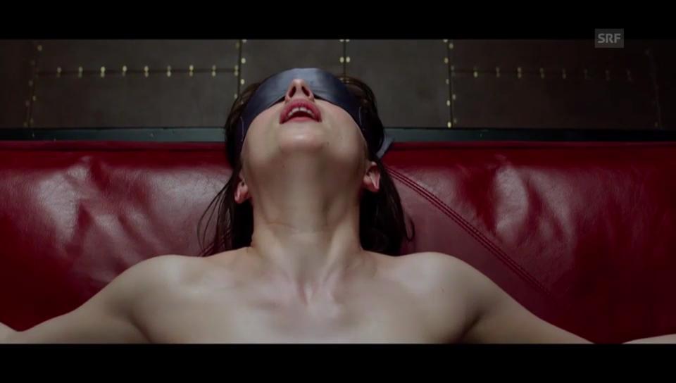 Trailer von «Fifty Shades of Grey»