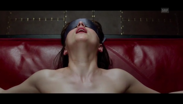 Video «Trailer von «Fifty Shades of Grey»» abspielen