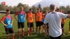 Video «Traum Fussball-Nati: Sogar aus Neuseeland reisen sie an» abspielen