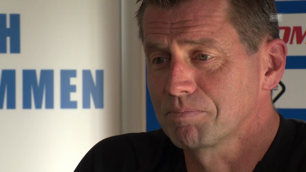Video «GC-Trainer Skibbe: Kein Gesichtsverlust» abspielen