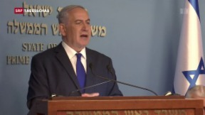 Video «Israels Kehrtwenden bei der Flüchtlingspolitik» abspielen