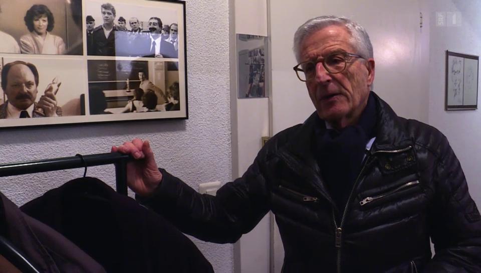 Voller Elan: Rolf Lyssy wird 80