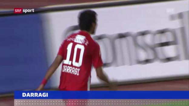 Video «Fussball: Darragi verlässt Sion («sportaktuell»)» abspielen