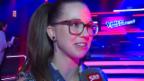 Video «Stefanie Heinzmann über das Resulat der Blind Auditions» abspielen