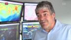 Video «Gegen Abend nochmals starke Gewitter» abspielen