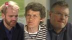 Video «FOKUS: Was aus ehemaligen Whistleblowern geschah» abspielen