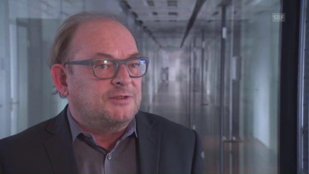 Video «5 Fragen an Ivo Kummer» abspielen