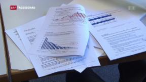 Video «Zahlenkrieg um Unternehmenssteuerreform III» abspielen