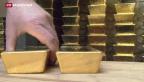 Video «Keine goldige Gold-Bilanz» abspielen