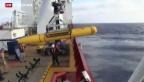 Video «U-Boot soll MH370-Wrack finden» abspielen