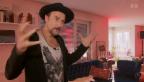 Video «Carlos Leal gibt ein Privatkonzert» abspielen