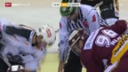 Video «Eishockey: Genf - Lugano» abspielen