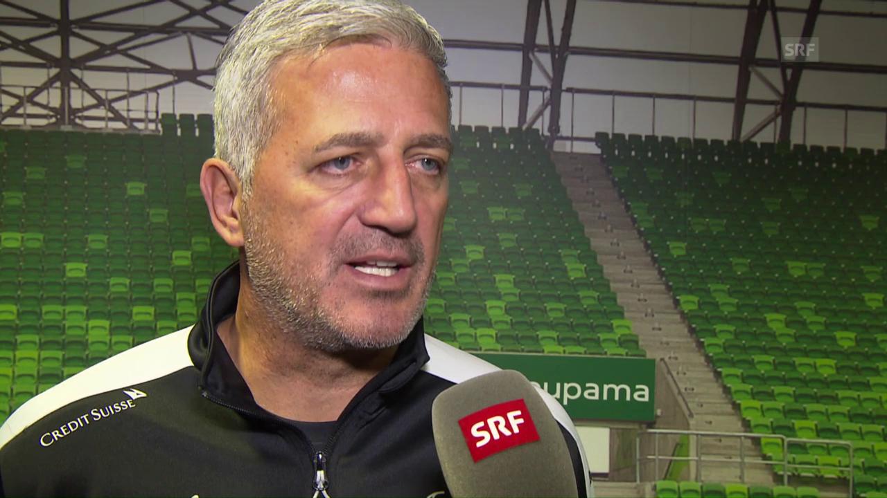 Petkovic: «Xherdan kann den Unterschied ausmachen»