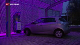 Video «Leuthards letzer Streich: Die Förderung der Elektromobilität» abspielen