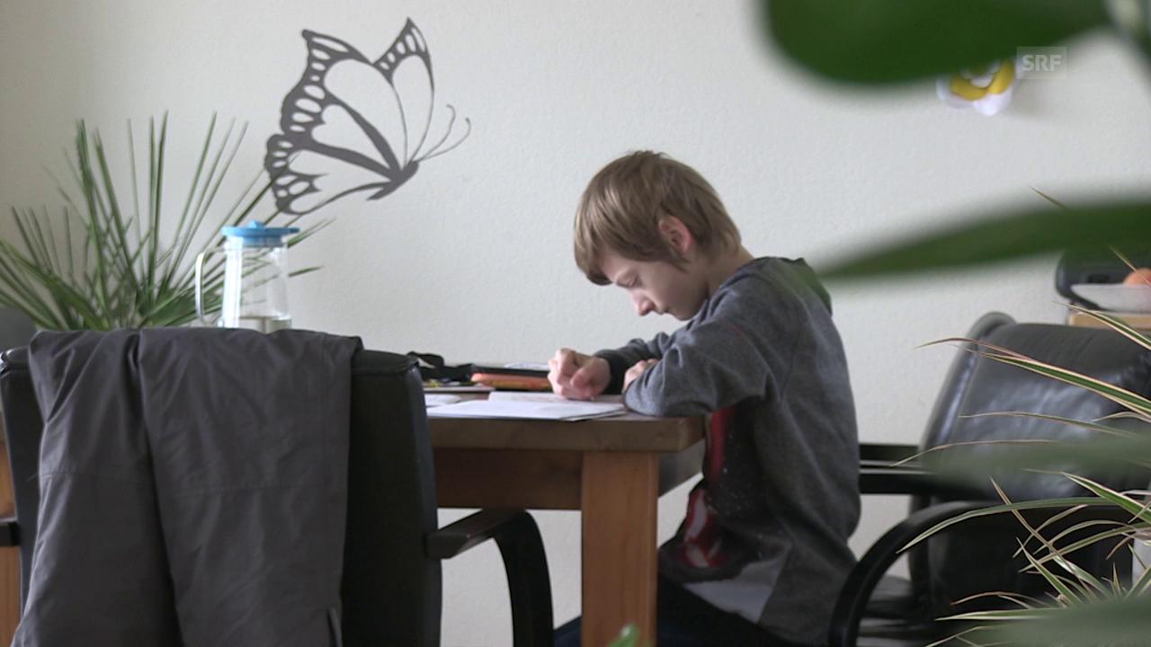 Kinder mit ADHS haben eine ganz andere Lernkurve
