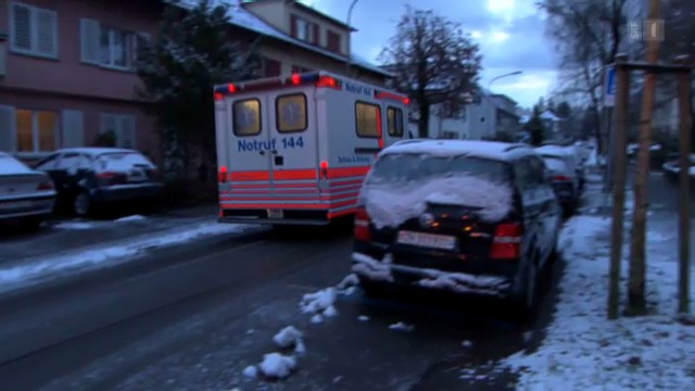Mit der Ambulanz unterwegs - Echte Notfälle werden selten