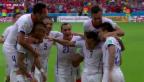 Video «Fussball-WM: Brasilien – Chile» abspielen