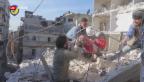Video «Kampf um Aleppo spitzt sich zu» abspielen