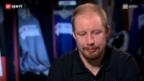 Video «Das Eishockey-Urgestein – ZSC-Spieler Mathias Seger im Gespräch» abspielen