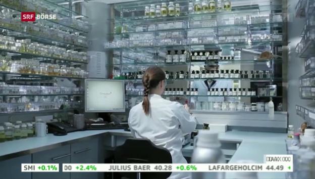 Video «SRF Börse vom 18.07.2016» abspielen
