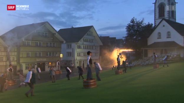 Video «Schweiz aktuell vom 3. Juli 2013» abspielen