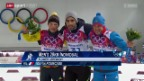 Video «Biathlon: Die Entscheidung im 20km-Rennen der Herren» abspielen