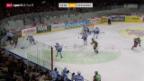 Video «Eishockey: NLA, Genf - Freiburg» abspielen