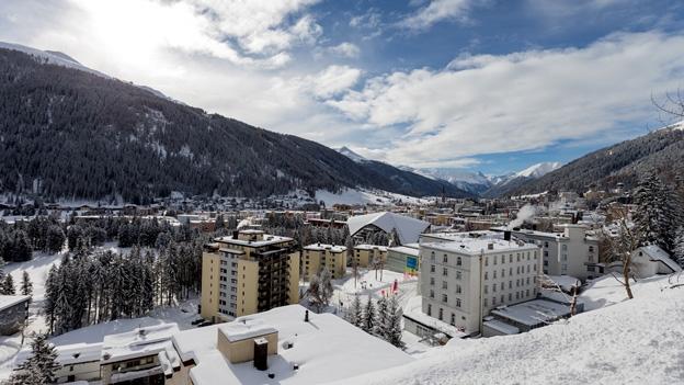 Umfrage in Davos nach der Abstimmung