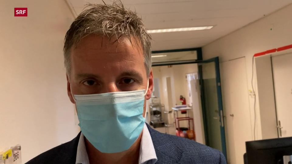 Spitaldirektor: «Wichtiger Beitrag zur Pandemiebekämpfung»