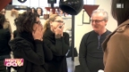Video «Teil 1 - «Ein Dorf hilft…» dem Salon Figaro aus Murten» abspielen