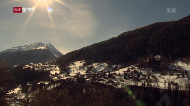 Video «Schweiz aktuell vom 20.02.2017» abspielen