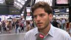 Video «Maximilian Baumann tritt in Fussstapfen seines Vaters» abspielen