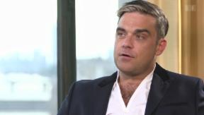 Video «Robbie Williams: Seine grösste Liebe heisst Teddy Rose» abspielen