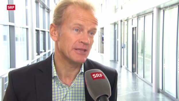 Video «Swisscom kämpft mit Preiszerfall» abspielen
