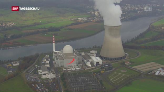 Video «Atomausstiegs-Initiative als Notausgang für die Branche?» abspielen