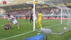 Video «Fussball: Super League, Lugano - Luzern» abspielen
