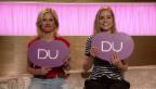 Video ««Ich oder Du» mit Sabine Dahinden und Katharina Locher» abspielen