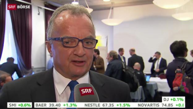 Video «SRF Börse vom 02.04.2014» abspielen